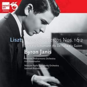 Liszt: Piano Concertos No. 1 & 2 Product Image