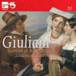 Giuliani: Country Dances, Etudes & Rossiniana Product Image