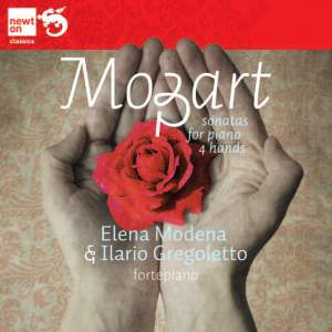 Mozart: Sonatas for piano four hands Product Image