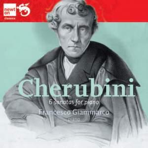 Cherubini: Six Piano Sonatas Product Image