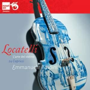 Locatelli: 24 Capricci for solo violin Product Image