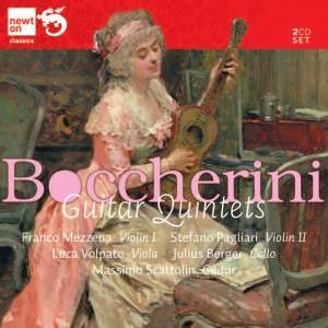 Boccherini: Guitar Quintets Product Image
