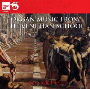 Organ Music from the Venetian School Product Image