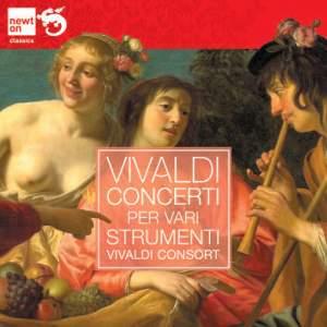 Vivaldi: Concerti per vari strumenti Product Image