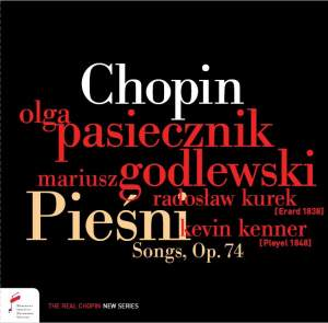 Chopin: Piesni Songs, Op. 74 Product Image