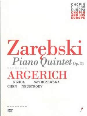 Zarebski: Piano Quintet in G minor, Op. 34