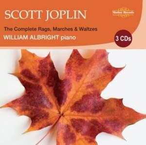 Scott Joplin - The Complete Rags, Marches & Waltzes