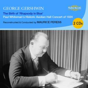 Gershwin: The Birth of 'Rhapsody in Blue' Product Image