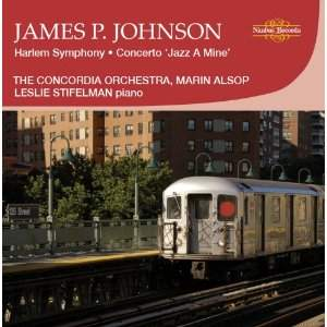 James P. Johnson: Harlem Symphony & Jazz A Mine