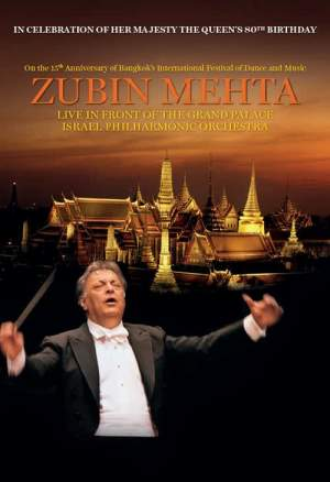 Zubin Mehta Live in front of the Grand Palace