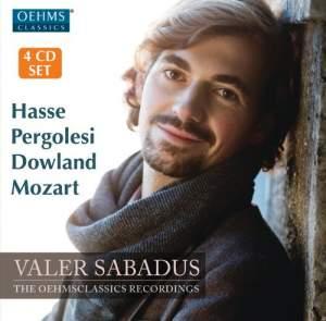 Sabadus - Oehms Recordings