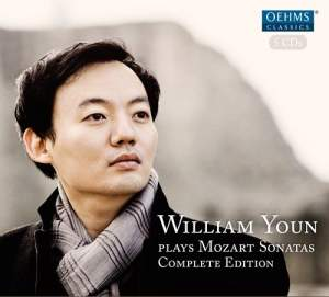 William Youn plays Mozart Sonatas - Complete Edition