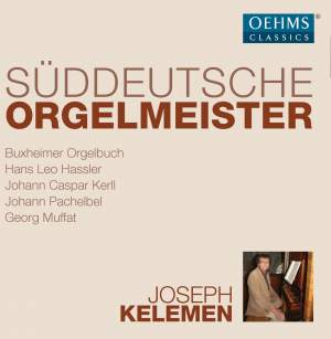 South-German Organ Masters