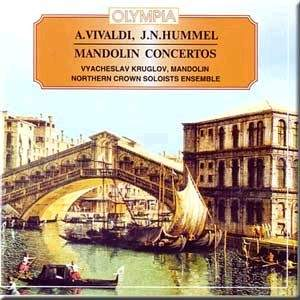 Vivaldi: Concerto for 2 Mandolins, Strings and Continuo in G, R 532