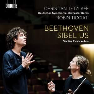 Beethoven & Sibelius: Violin Concertos Product Image
