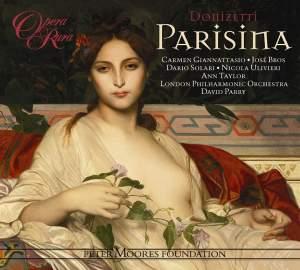 Donizetti: Parisina d'este Product Image