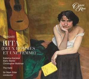 Donizetti: Rita Product Image