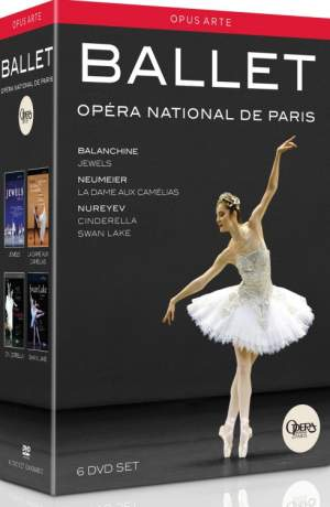 Opera National de Paris: Ballet (Box Set) Product Image