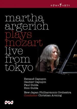 Martha Argerich – Live at Tokyo