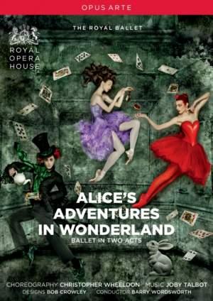 Talbot, J: Alice's Adventures in Wonderland Product Image