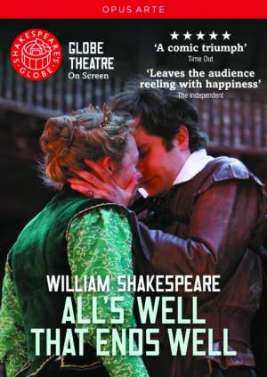 William Shakespeare: All's Well That Ends Well Product Image