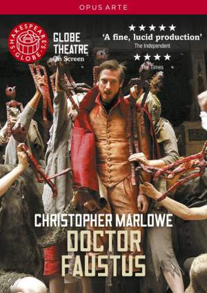 Christopher Marlowe: Dr Faustus Product Image