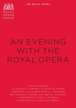 An Evening With The Royal Opera
