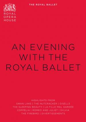 An Evening With The Royal Ballet Product Image