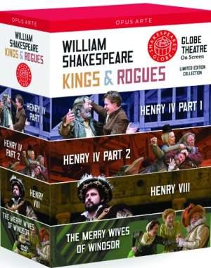 Kings & Rogues Box Set