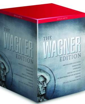 The Wagner Edition Product Image
