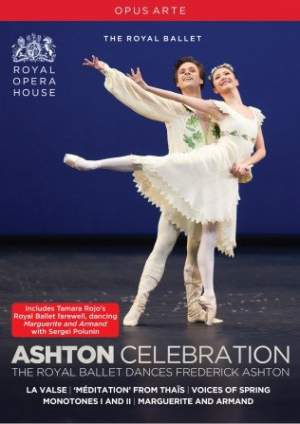 Ashton Celebration: The Royal Ballet Dances Frederick Ashton