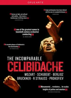 The Incomparable Celibidache Boxset