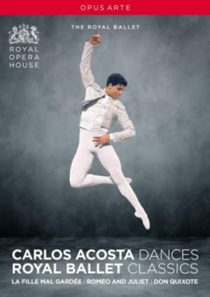 Carlos Acosta Dances: Royal Ballet Classics