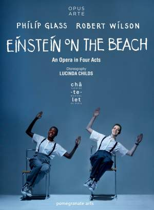 Glass, P: Einstein on the Beach Product Image