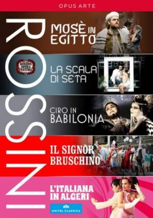 Rossini Festival Collection