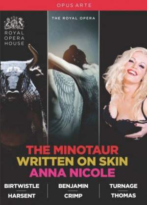 Contemporary British Operas
