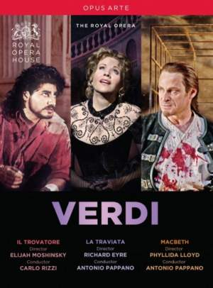 Verdi Operas Box Set Product Image