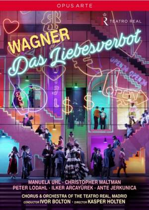 Wagner: Das Liebesverbot Product Image