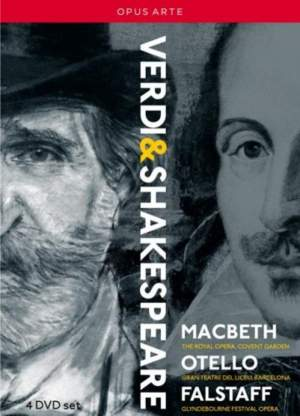 Verdi: The Shakespeare Operas Product Image