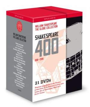 Shakespeare 400: The Globe Collection