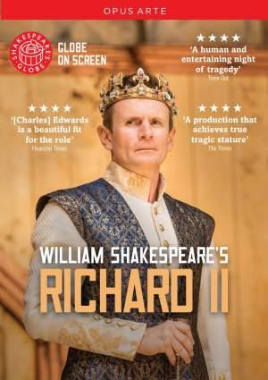 William Shakespeare: Richard II Product Image