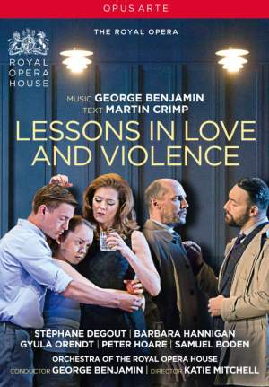 George Benjamin: Lessons in Love and Violence Product Image