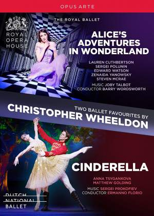 Two Ballet Favourites by Christopher Wheeldon