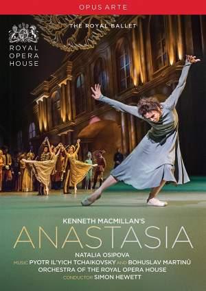 Kenneth Macmillan's Anastasia