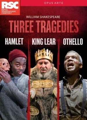William Shakespeare: Three Tragedies