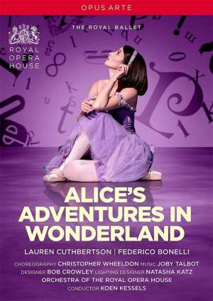 Alice's Adventures in Wonderland Product Image