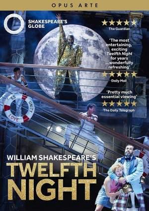 William Shakespeare's Twelfth Night Product Image