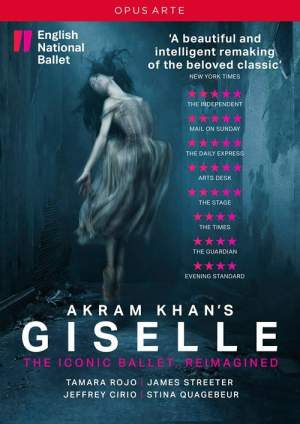 Lamagna/Adam: Akram Khan's Giselle