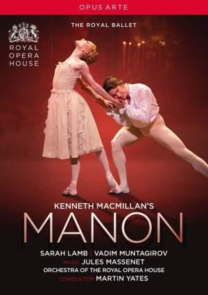 Kenneth Macmillan's Manon Product Image