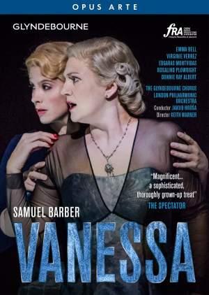 Barber: Vanessa
